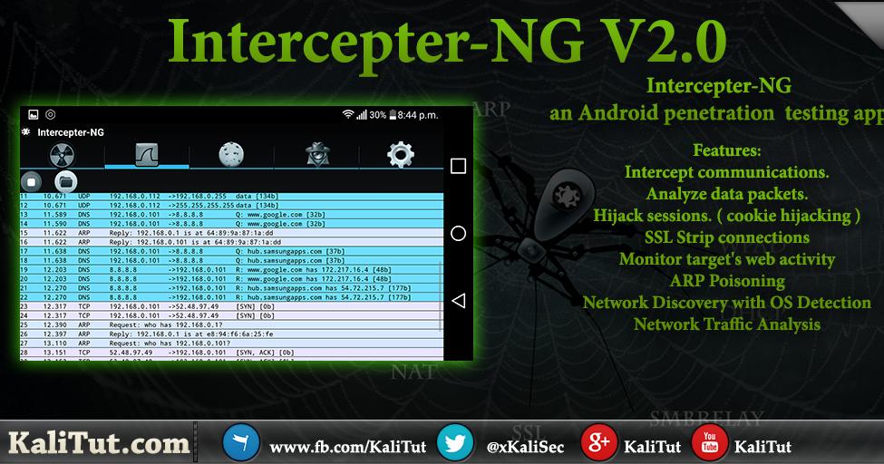 Intercepter-NG