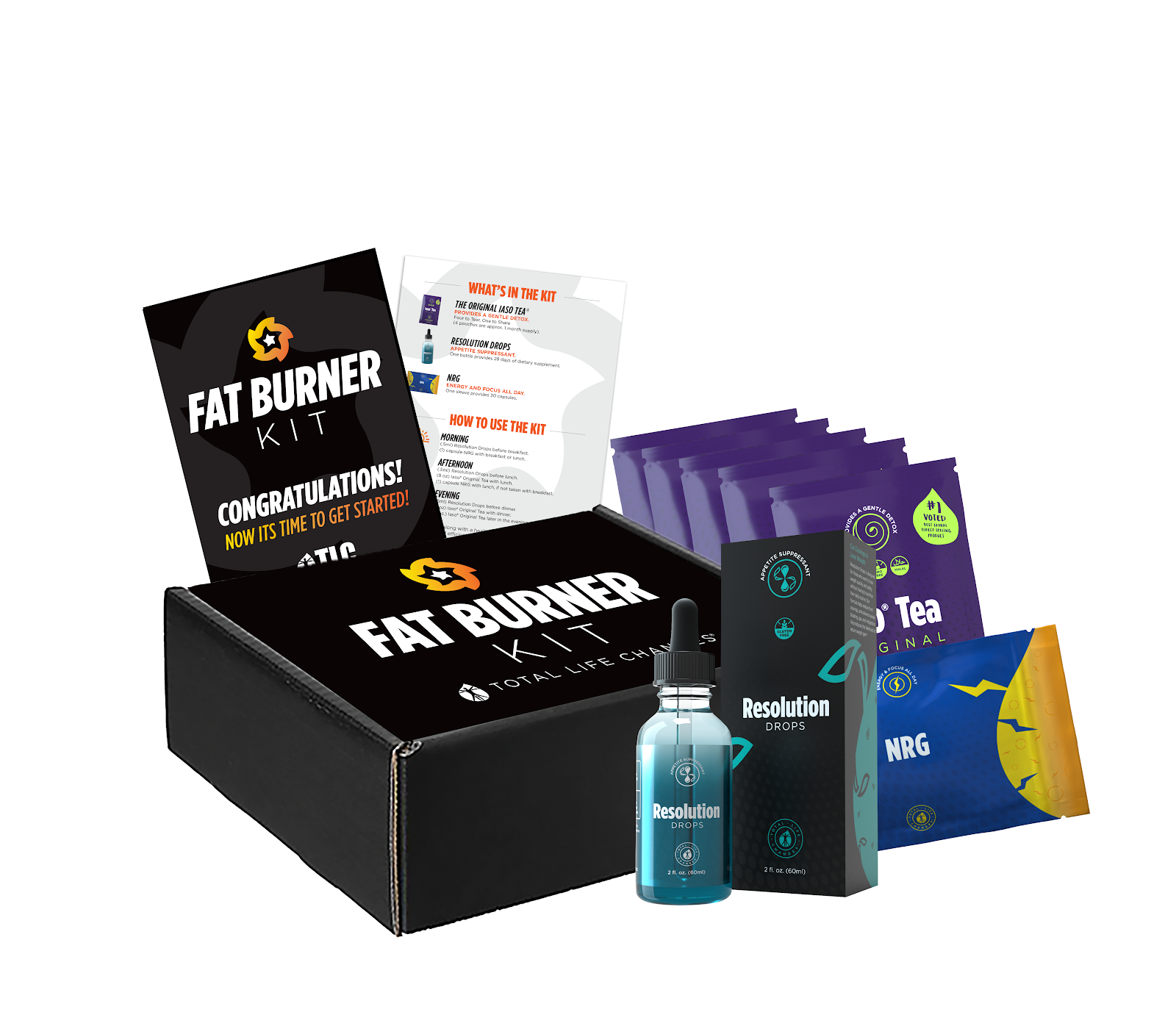FAT BURNER KIT