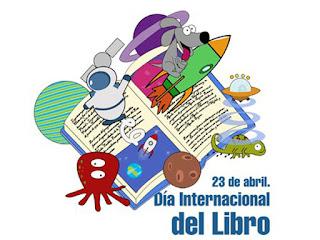 Feliz dia Internacional del Libro