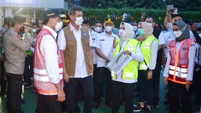 Menhub Minta Perketat Pengecekan Rapid Antigen di Pelabuhan Bakauheni