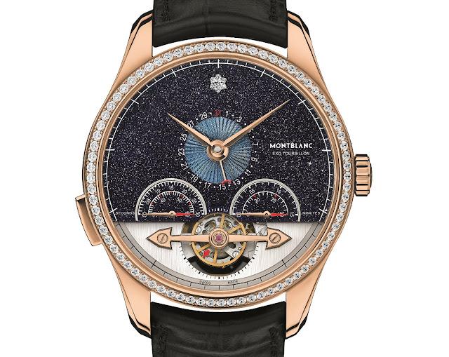 Montblanc Heritage Chronométrie ExoTourbillon Minute Chronograph Vasco de Gama frontal