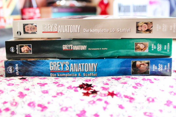 Grey's Anatomy Media Monday, Filmblogger, Serienjunkie, Grey's Anatomy, Meredith, Derek