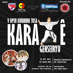 5ª Copa Kunihiko Tosa de Karate