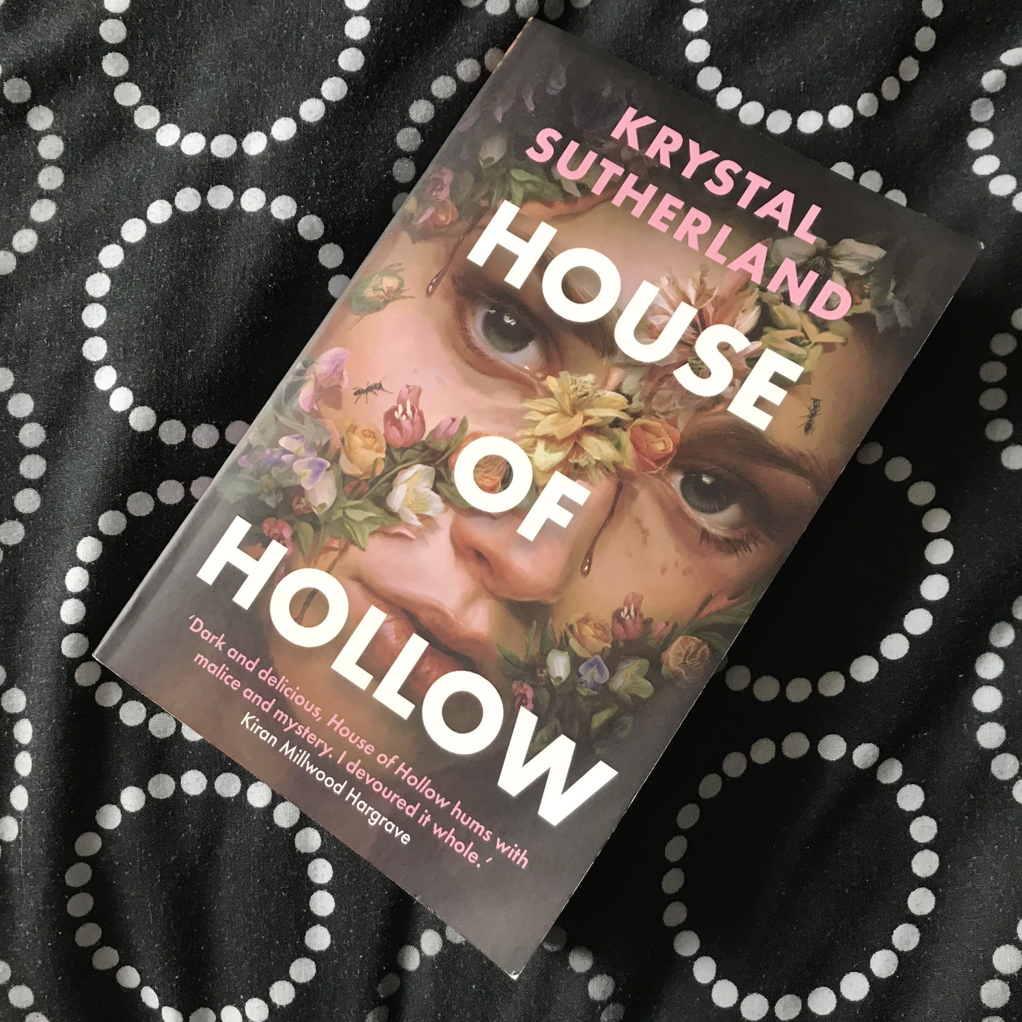 House of Hollow by Krystal Sutherland