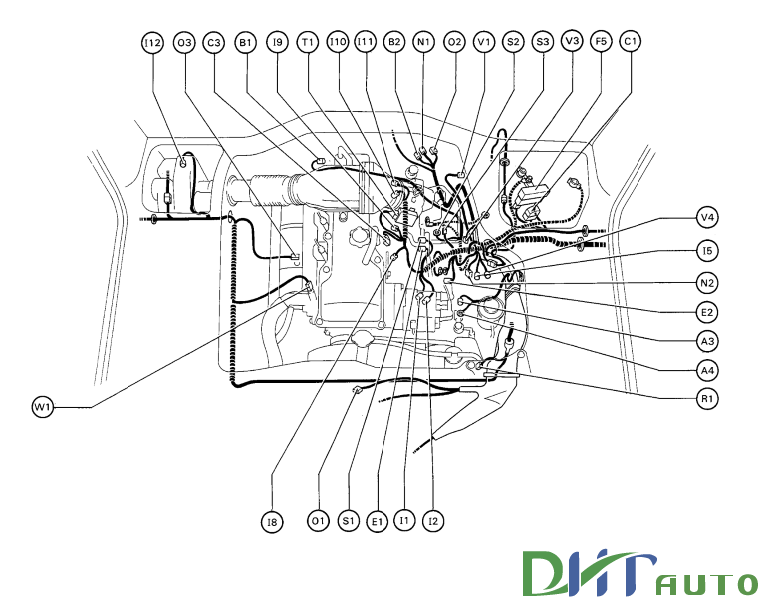 toyota hiace electrical wiring diagram free
