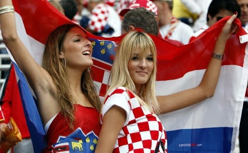 Reaganite Independent: Croatian Girls: Patriotic, Catholic ...