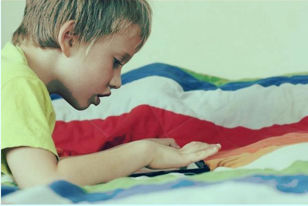 الإدراك البصري لعلاج الأطفال المصابين بالتوحد