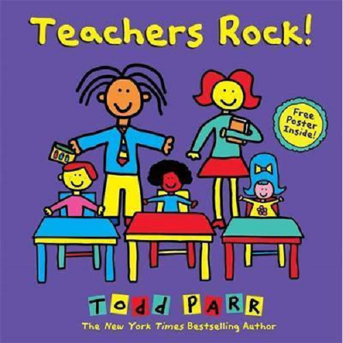 Teachers Rock Todd Parr