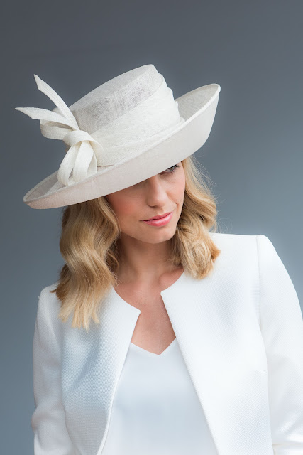 Wedding Part 1 – Mother of the Bride Hat Wearing Tips
