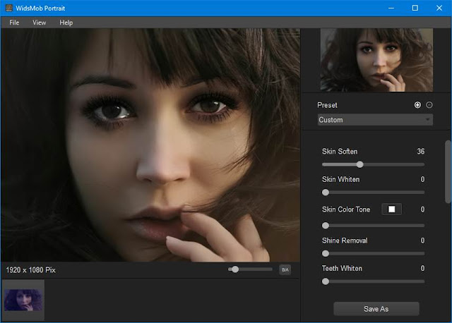 Screenshot WidsMob Portrait 2.5.13 Full Version