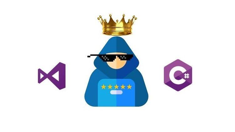 Aprende a programar con C# desde cero (Udemy)