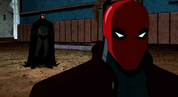 Tv Lover My Review Of Batman Under The Red Hood 2010