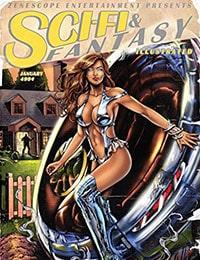 Sci-Fi and Fantasy Illustrated Comic