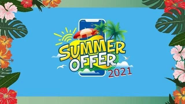 Ntc Summer Offer 2021