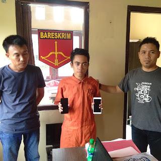 Bobol Rumah Guru, Dabok Dibekuk Polsek Makarti Jaya