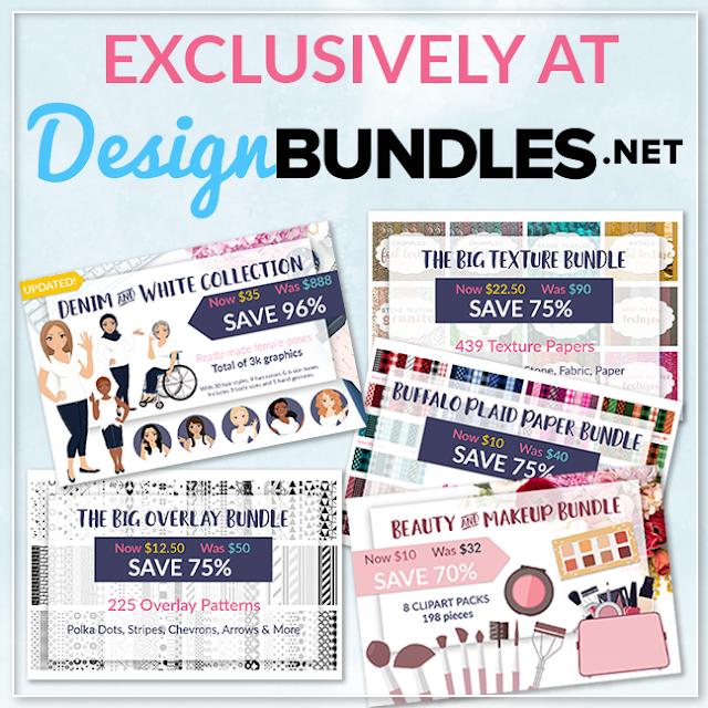 Save an Extra 50% - Exclusive Bundles at Designs Bundles