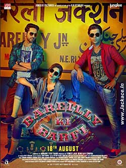 Bareilly Ki Barfi 2017 Hindi Movie BluRay 720p 1GB