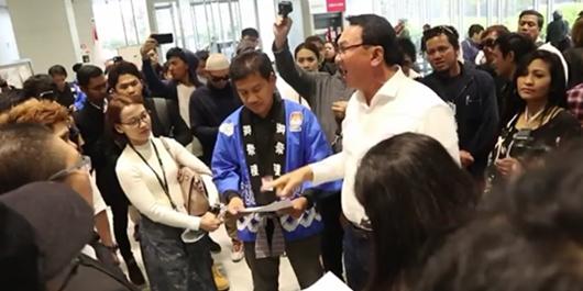 Ahok Sempat Marah-marah Saat Nyoblos, PPLN Osaka: Salah Paham Aja