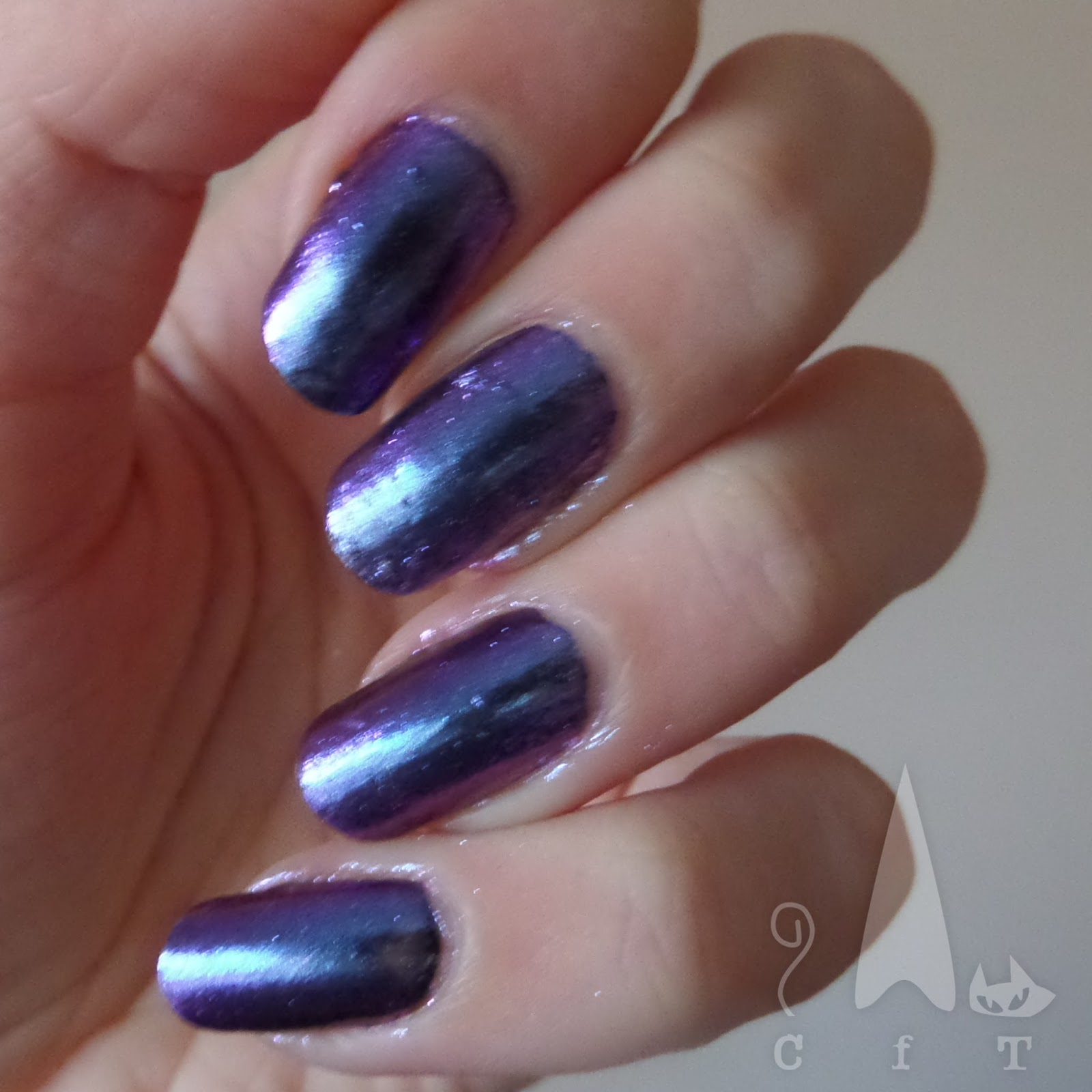 How Does Powder Nail Polish Work: Claws For Thought: Magical Mirror Nails