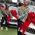 Singer, Bella Shmurda, buys himself a Mercedes Benz