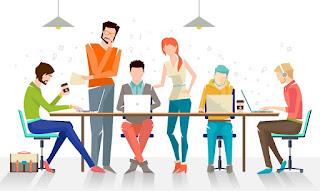 Equipos online y trabajo colaborativo