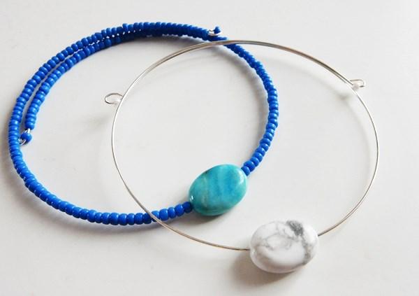 DIY bracelet à mémoire de forme