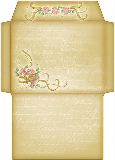 Imagenes de sobres para imprimir imagenes y dibujos para imprimir - Sobre de navidad para imprimir ...