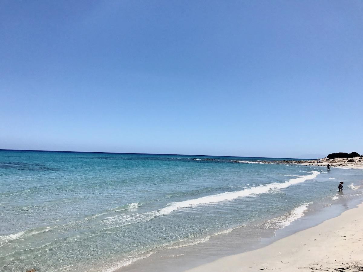 Sardinia Best Beaches Die schönsten Strände Sardiniens auf: http://www.theblondelion.com/2017/08/schoenste-straende-sardiniens.html Tipps Reiseblog Travel Diary Reiseführer Reisetipps Parco Oasi di Biderosa Naturpark