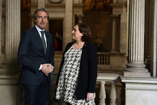 Colau, Podemos, Independentismo, Cataluña, Corrupcion