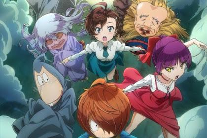Download Anime Dragon Crisis Gegege No Kitarou (2018) Sub Indo Episode 1-33 [Batch X265]