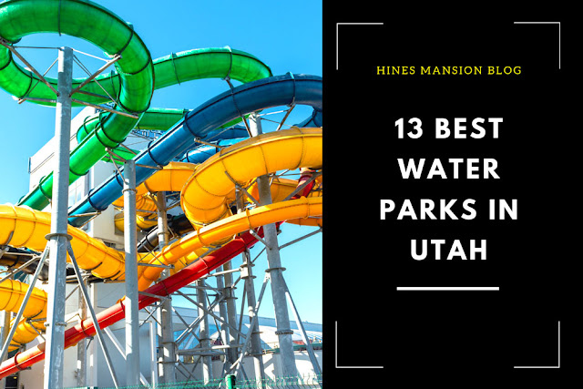 The 13 Best Water Parks in Utah blog cover image