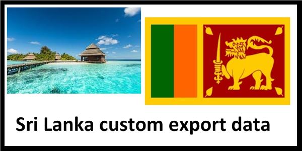 Sri Lankan export market