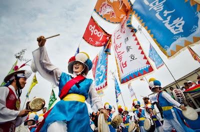 Festival Tradisional Korea Selatan