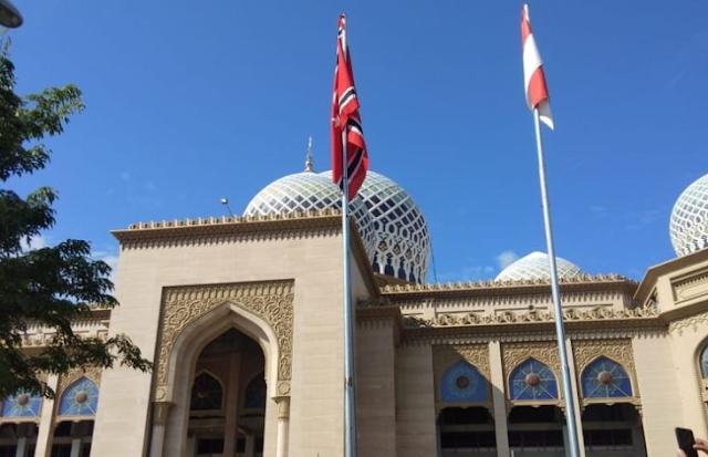 Berita Publik, Negosiasi Gagal, Bendera Aceh Berkibar di Lhokseumawe
