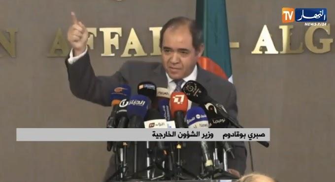 بوقادوم: مشاركة الجمهورية الصحراوية في قمم الشراكة للإتحاد الأفريقي أمر محسوم.