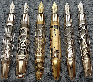 Choosing Fountain Pen