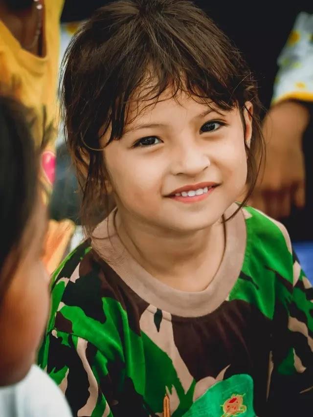 Ketabahan Anak Bagus Korban Gempa Palu, Jihan Tak Boleh Nangis Om, Nanti Allah Marah
