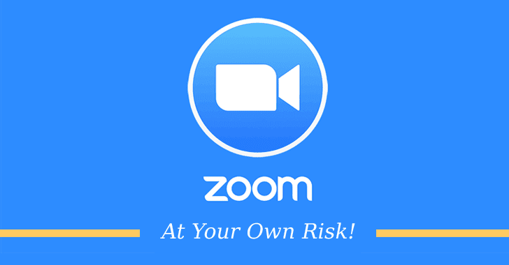 Zoom Video Conferencing for macOS Also Vulnerable to Critical RCE Flaw