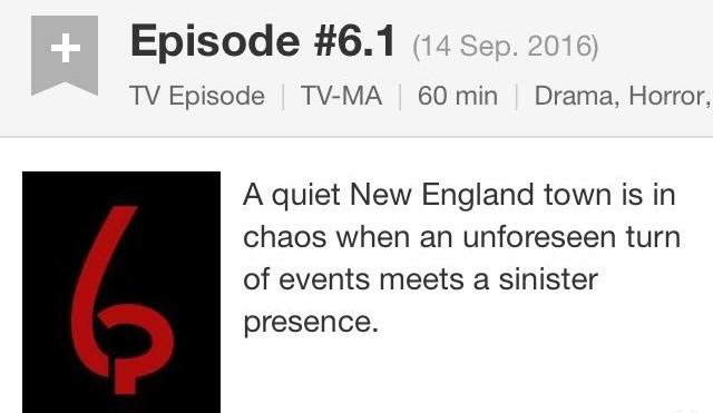 ¿Es este el argumento de la 6ª temporada de 'American Horror Story'?