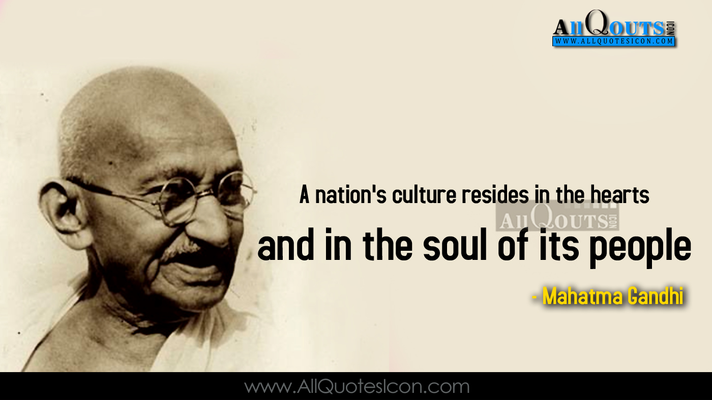 Mahatma Gandhi Quotes In English Hd Pictures Best Inspiration Thoughts And Sayings Mahatma Gandhi English Quotes Images Www Allquotesicon Com Telugu Quotes Tamil Quotes Hindi Quotes English Quotes