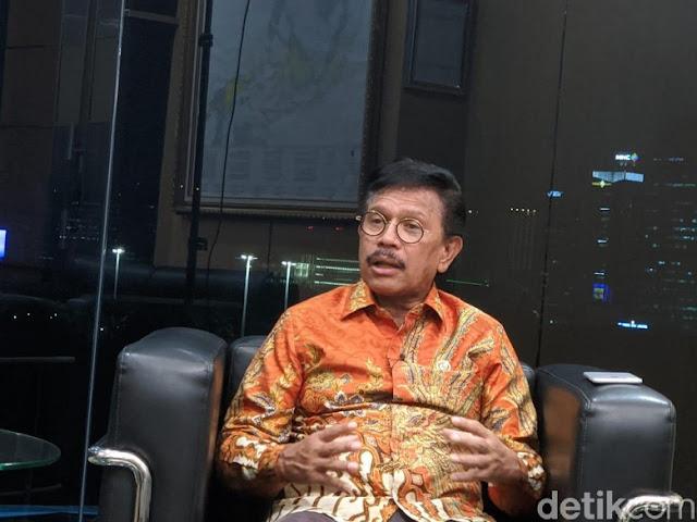 Helmy Yahya Dicopot dari Kursi Dirut TVRI, Menkominfo: Tak Perlu Ribut