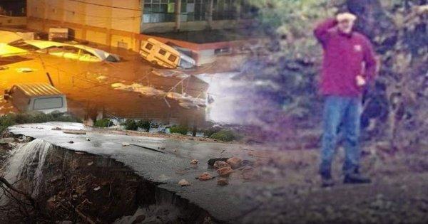 Ο 27χρονος που βρέθηκε ζωντανός στο Μαντούδι: Πώς σώθηκε (VIDEO)