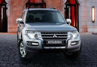 Mitsubishi Pajero Models