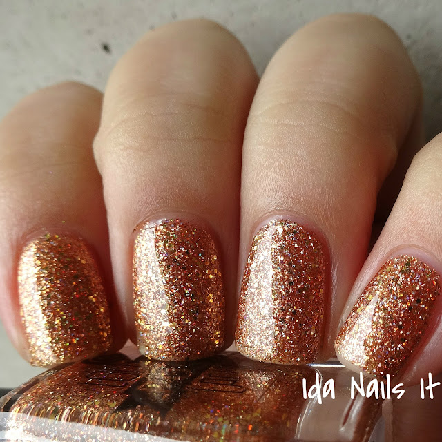 Ida Nails It Lollipop Posse Lacquer Deck Your Halls