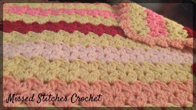 crochet placemat heart pattern