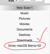 Scan mac hard drive pre installed option of duplicate manger lite software