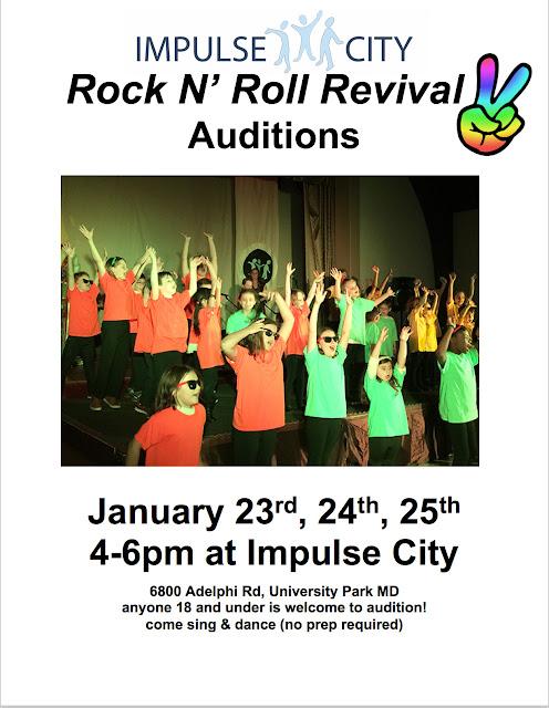 Rock N' Roll Revival Impulse City