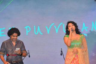 Singer Manisha Eeraini Stills in Half Saree at Nenu Local Audio Launch  0007.JPG