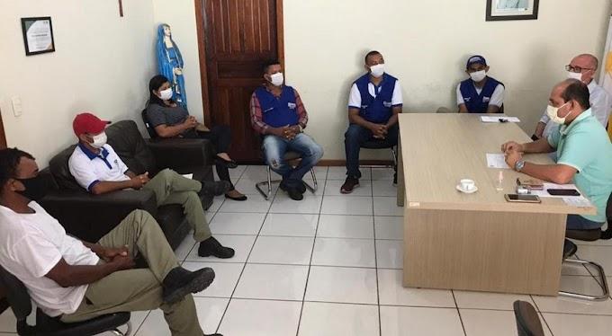 Prefeitura de Miracema paga 14º salário aos agentes comunitários de saúde e de combate às endemias