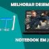 Como melhorar desempenho de notebook em jogos